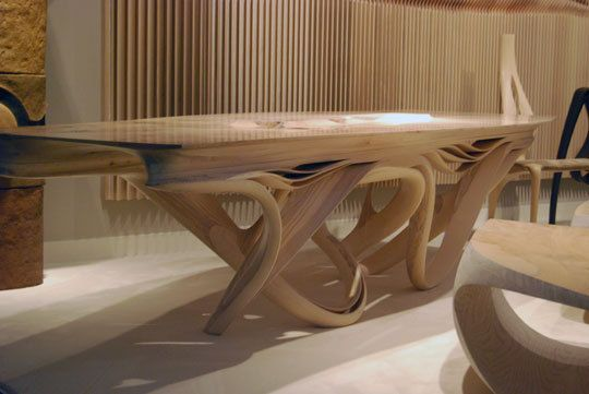 Joseph Walsh makes drool-worthy furniture.