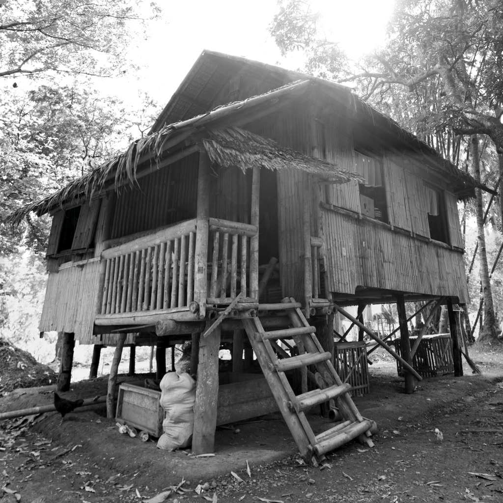 "Nipa Hut: ""Its Spanish Colonial"