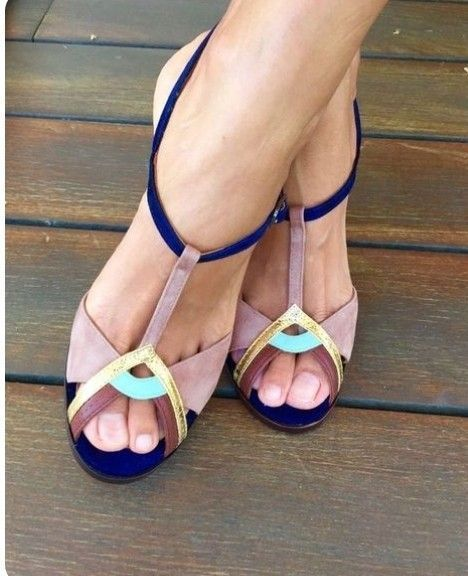 Pin By Cecily Bochannek On Pink: 31 Strap Heels That Will Make You Look Cool