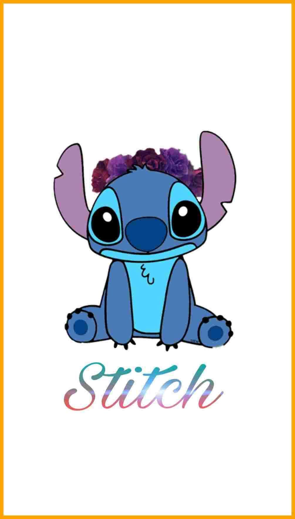 Wallpaper Stitch 97 Wallpapers Hd Wallpapers Gambar Lucu Karakter Disney Kartun