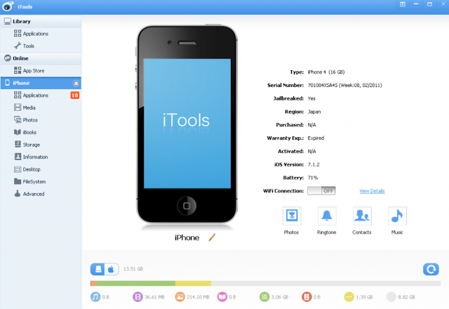 Download iTools 2018 Free for Windows and Mac Smartphone