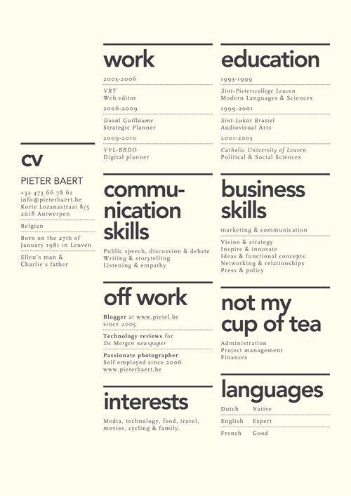 Modern Resume Template Beautiful Resume Design Beautiful Resume Resume Design