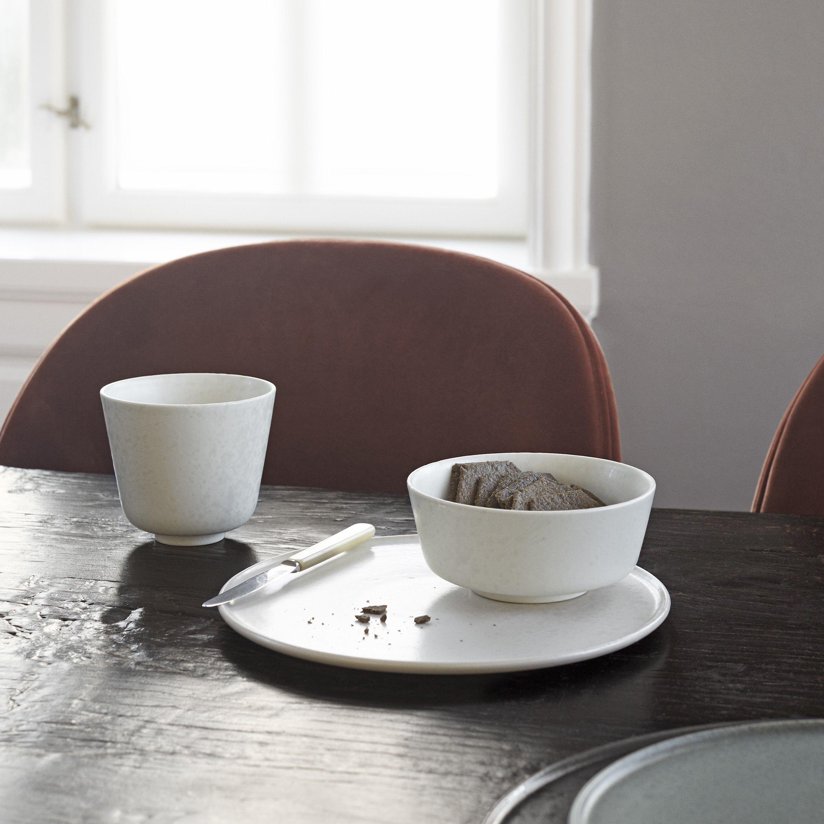 Super flot keramikserie fra Kähler - Ombria. 149,50 for skål eller op, 169/199 for tallerken (lille/stor)