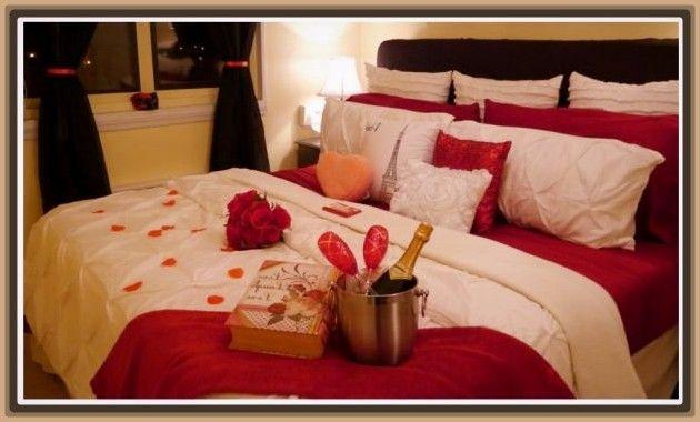 Imagenes de camas decoradas de amor dise o interiores en 2019 decoraci n hogar camas y adornos - Camas decoradas ...