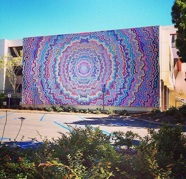 Attractive Kelsey Brookes Art In San Diego. Studio RoomWall MuralsArt ... Part 20