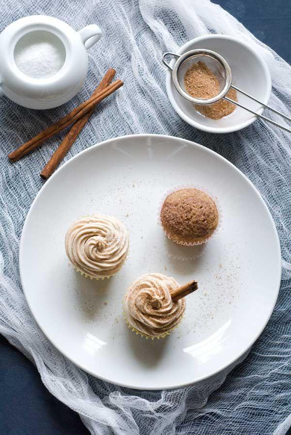 Gluten Free Snickerdoodle Cupcakes Recipe Gluten Free