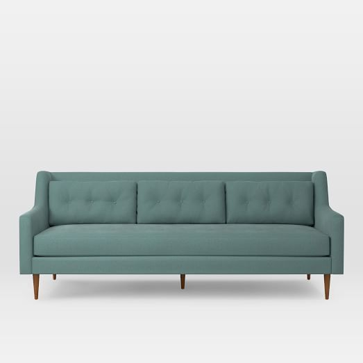 Swell Crosby Mid Century Sofa 92 Idesign Crush Sofa Mid Gmtry Best Dining Table And Chair Ideas Images Gmtryco