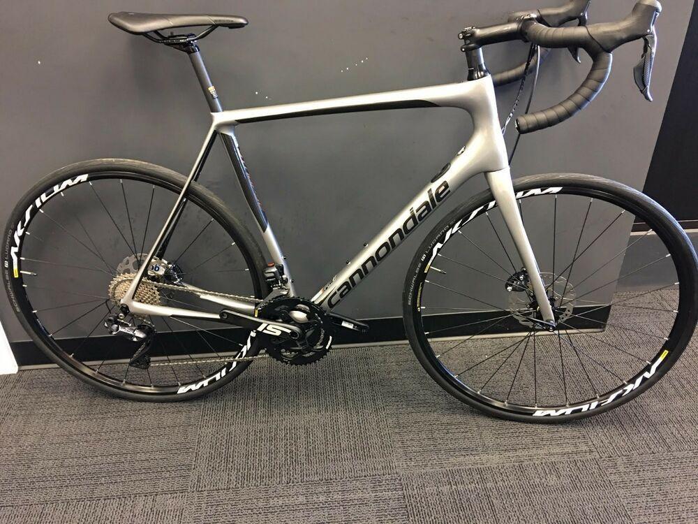 New Cannondale Synapse Carbon Disc Ultegra Di2 58cm Road Bike 58 Cm Electric Fixed Gear Bike Bike Cannondale
