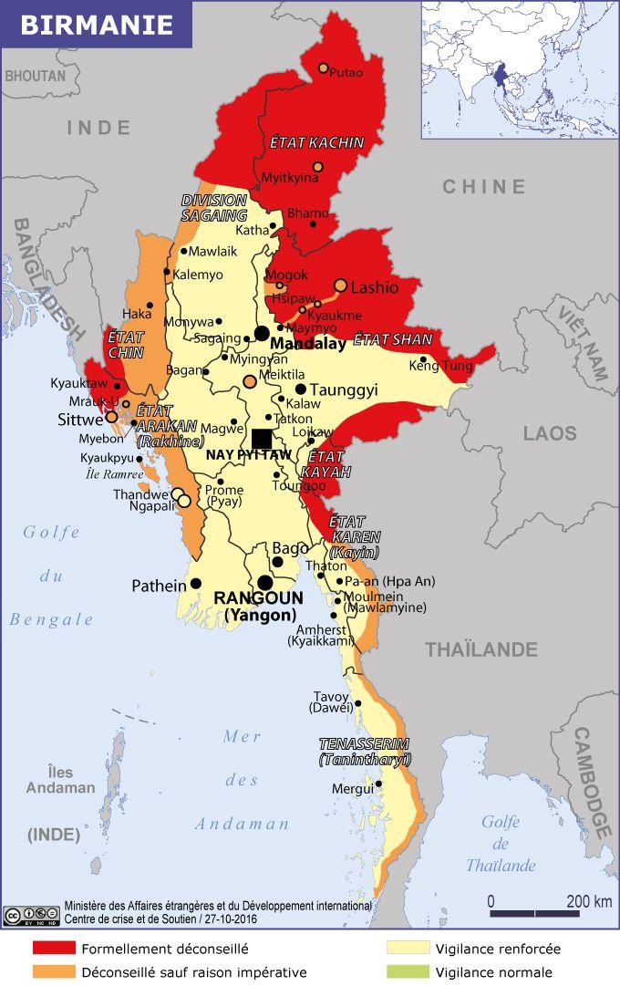 Plus adapté Épinglé sur Voyage - Birmanie OD-79