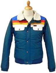UCLA BRADSHAW RETRO INDIE SEVENTIES SKI JACKET 70s   I want this so hard I won't be able to sleep until I get it