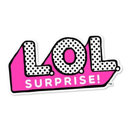 L O L Surprise 2 Piece Comforter And Sham Set Kids Bedding Twin Full Walmart Com Lol Dolls Lol Doll Cake Doll Party