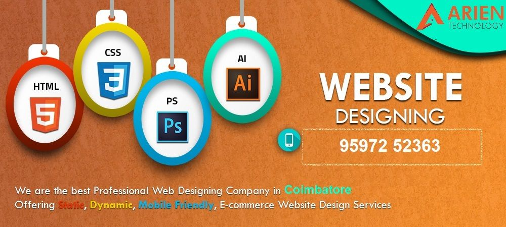 Arien Technology Best Web Design Company In Coimbatore Best Web Development Company Coimbatore Website Designer In Coimbatore Web Development Company In Co Website Design Services Website Design Company Website Design