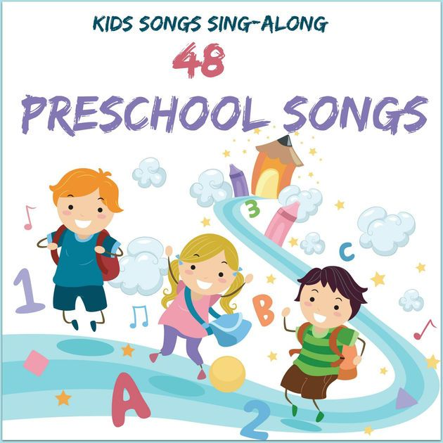 48 Preschool Songs! Great for the home or classroom