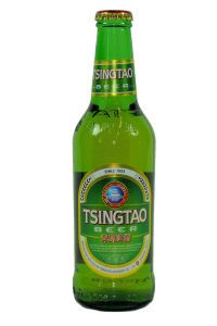 """I totally drank this in China.  """"TsingTao was one of the many things I learned about on my frequent trips to China. The charm of the national beer of China and the amount of alcohol that Chinese businessmen can consume were one of the many things I learned through this beer. It has helped me blunt the edge of many a hangover in a foreign land."""" - Peter, VP"""