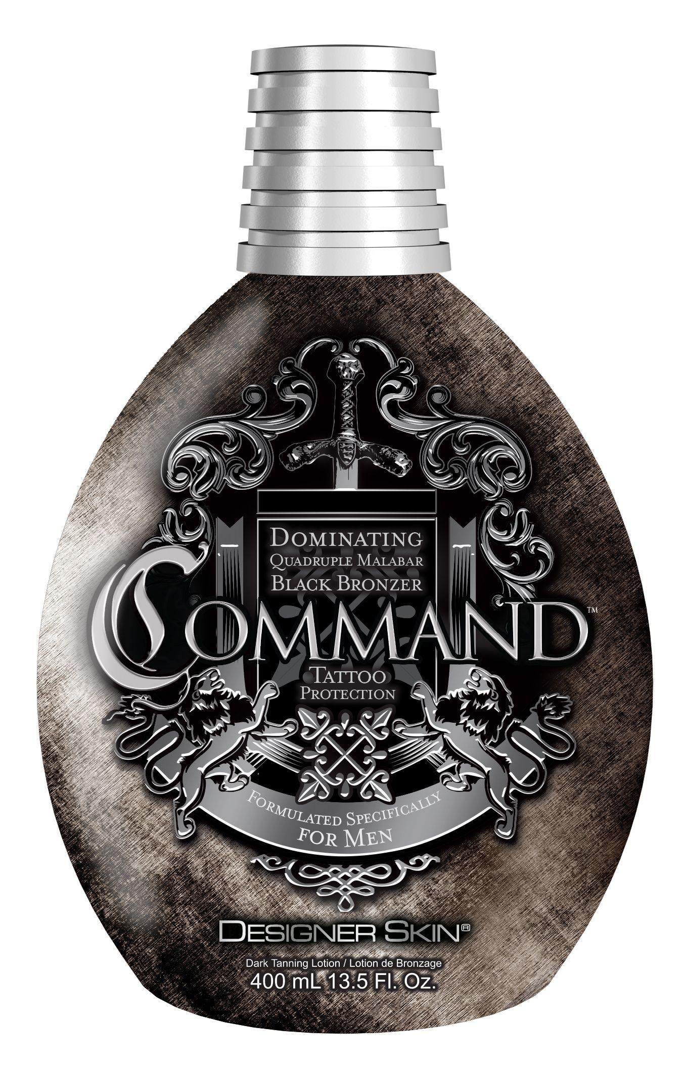 Command 2017 Designer Skin Designer Skin Tanning Lotion Designer Skin Tanning Lotion