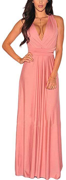 Amazon pinkes kleid