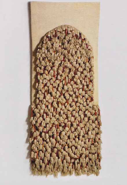 Sheila Hicks: Grand Prayer Rug 1966