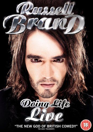 Russell Brand: Doing Life – Live