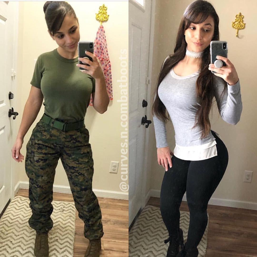 from Zaid beautiful women in uniform
