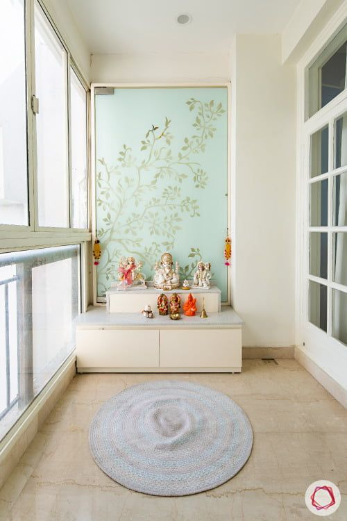 25 Best Images About Puja Room On Pinterest: 6 Pretty Mandir Designs For Your Home (With Images
