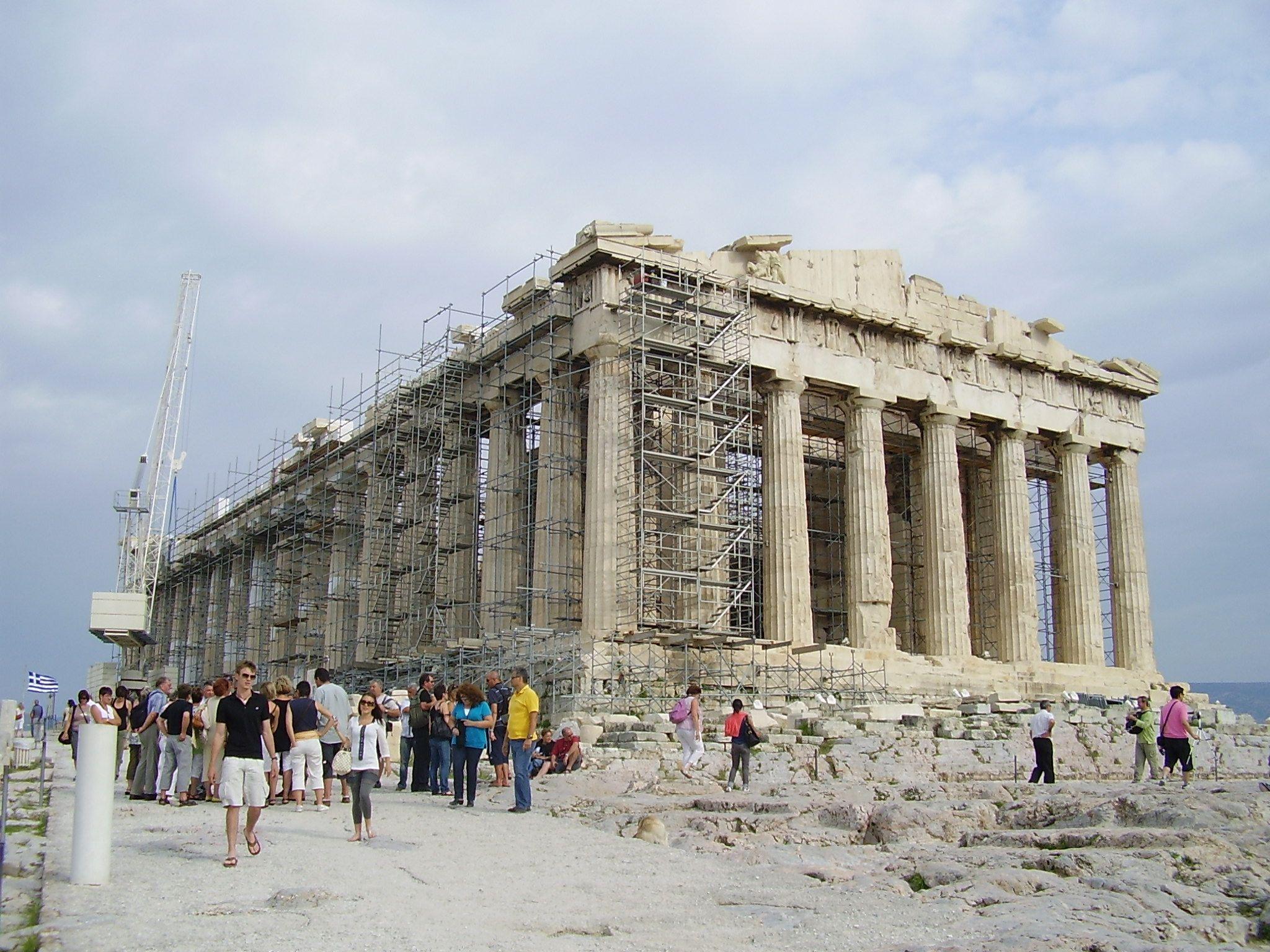Parthenon - Acrópole
