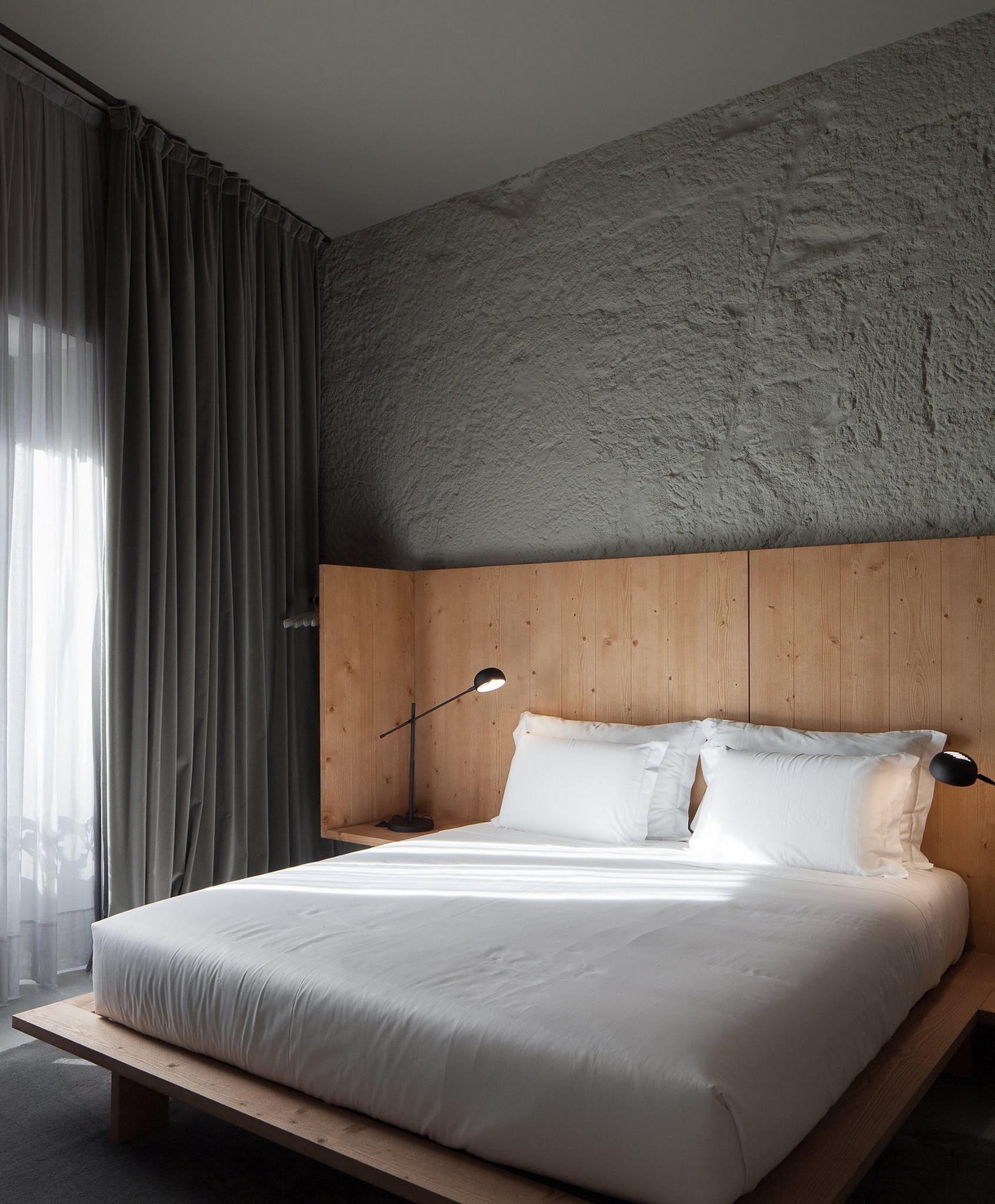 Kopfteil Holz / Holzbett (mit Bildern) Modernes