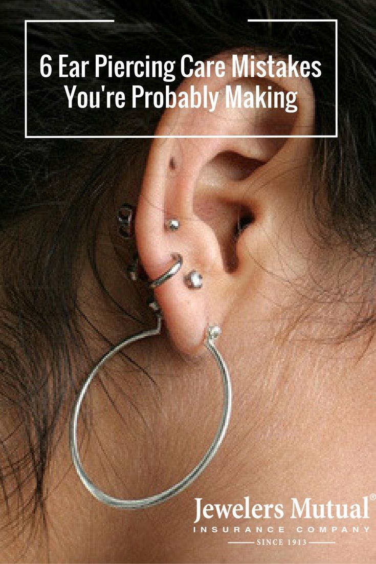 How to Avoid Body Piercing Mistakes advise