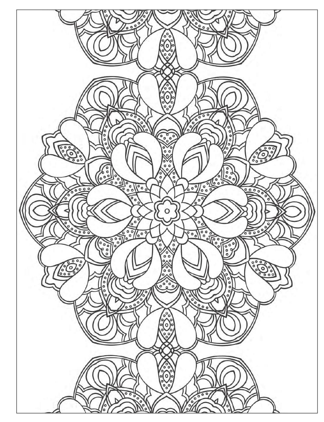 Yoga And Meditation Coloring Book For Adults With Yoga Poses And Mandalas Coloring Books Mandala Coloring Free Coloring Pages