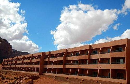 The View Hotel Monument Valley Navajo Tribal Park Az Usa Photo By