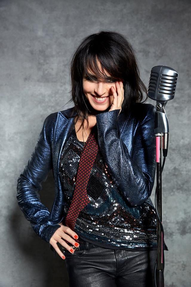 Nena Kerner | Metal girl, Gorgeous women, Pop singers
