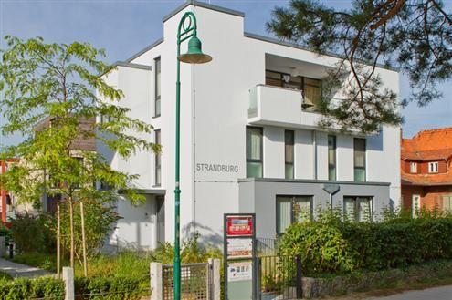 Strandburg, Maxim-Gorki-Straße, #Heringsdorf, #Usedom
