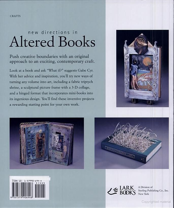 New Directions in Altered Books - Gabe Cyr - Google Books