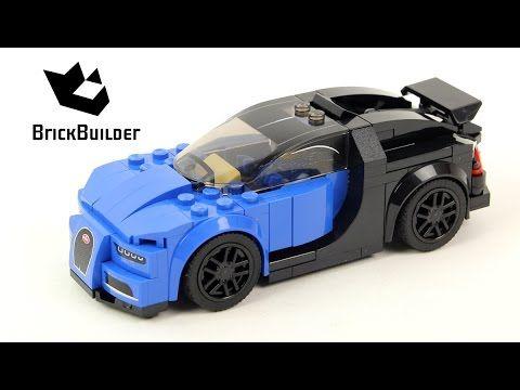 "Speed Champions 75878 /""Bugatti Chiron/"" Building Set"