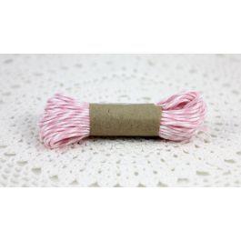 Ficelle Baker Twine Rose clair / échevette de 10 mètres  - UnPlusImportant.fr