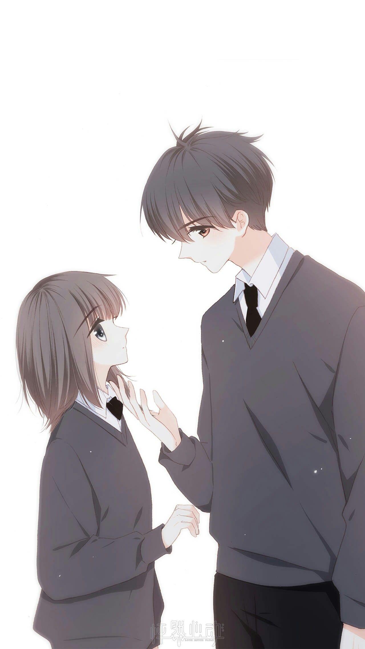 Pin Oleh Ni Nin Di Comics Gadis Animasi Pasangan Animasi Gambar Anime