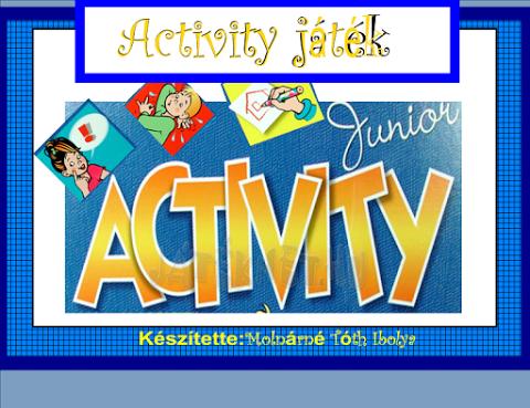 Fotó itt: Activity interaktív játék - Google Fotók