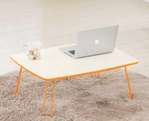 Floor Low Table Wooden Folding Coffee Study Laptop Desk Japanese