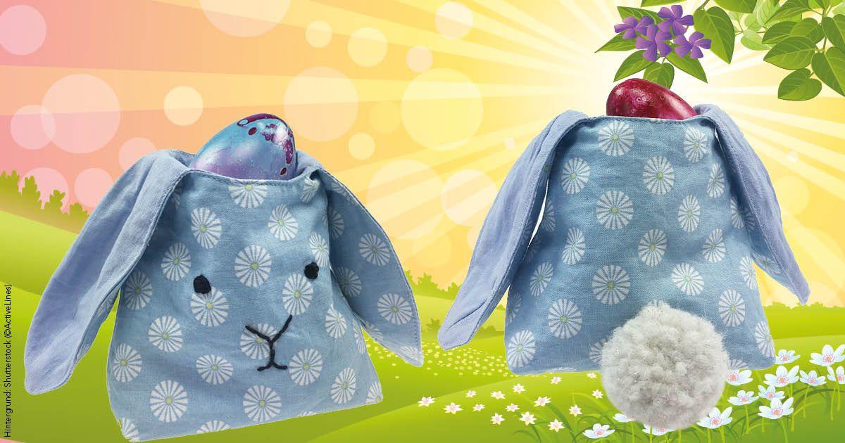 Photo of Kostenlose Anleitung: Sew Sweet Easter Basket   Einfach kreativ