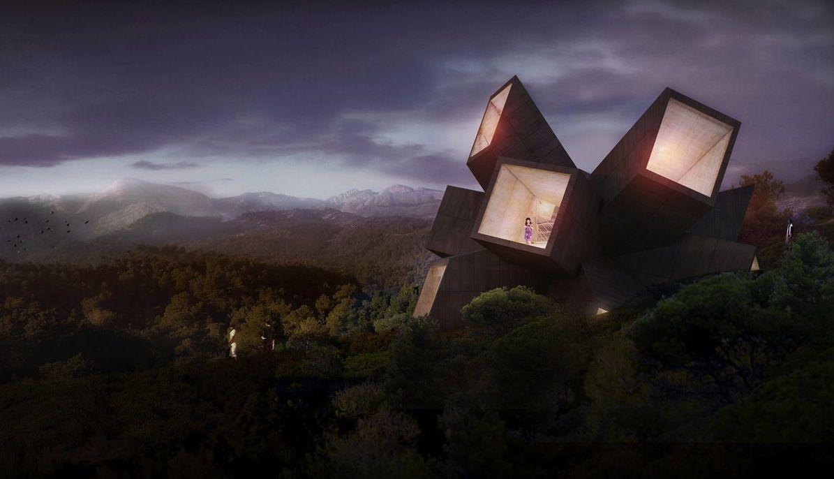 Solo Houses, Matarraña, Spain - Didier Faustino #impossible