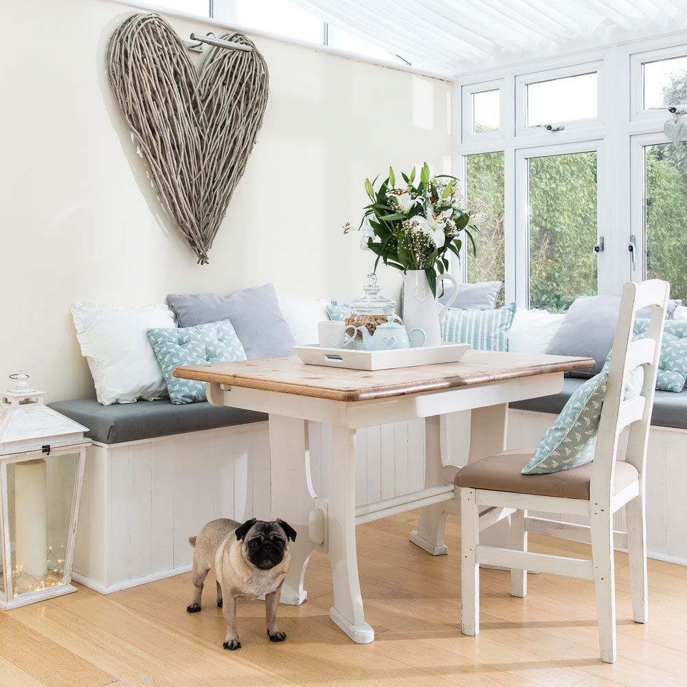 Small conservatory ideas  Ideal Home  Conservatory dining room
