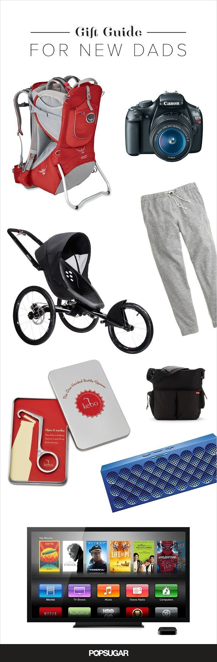 The Best Gifts For New Dads Gifts for new dads, Baby