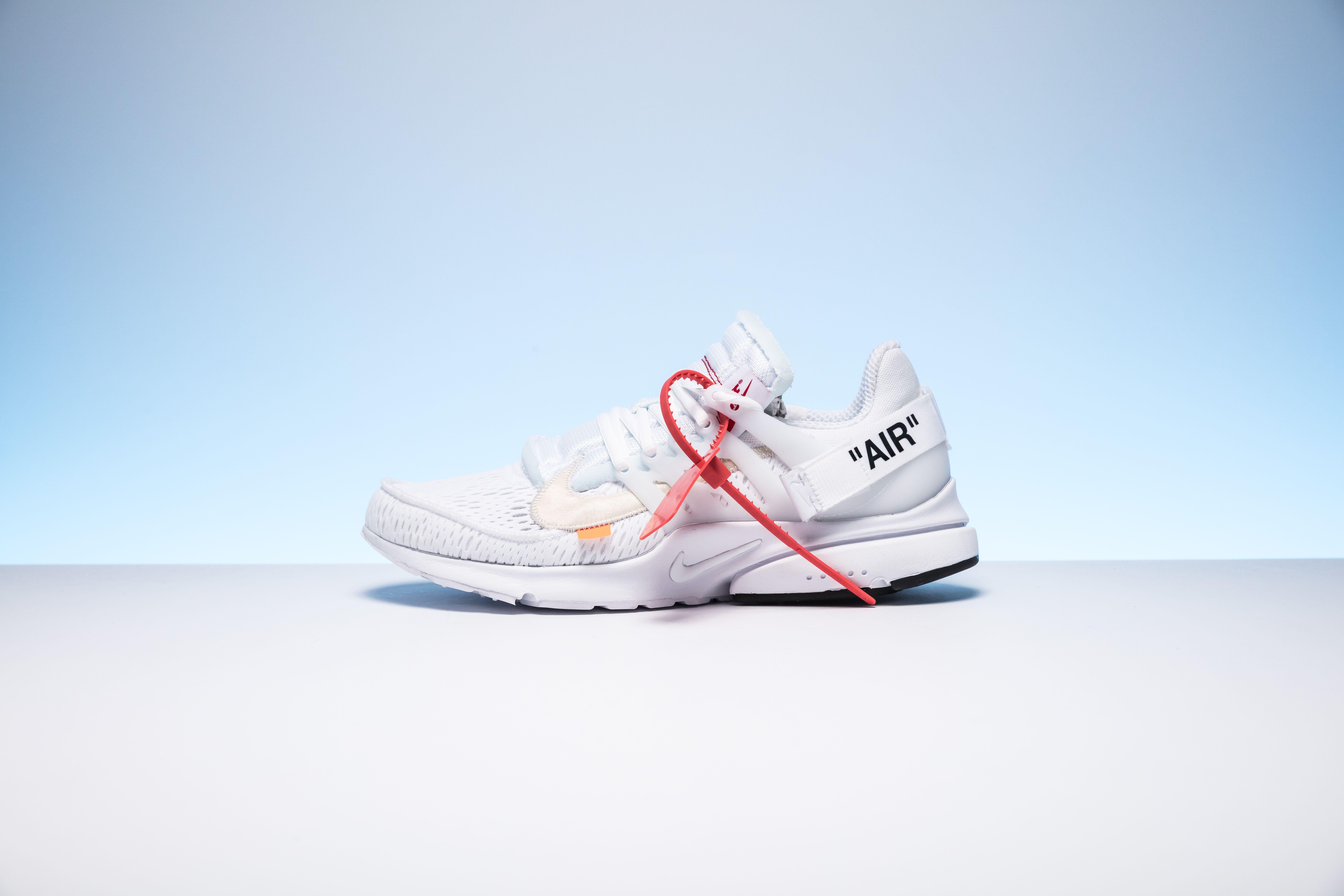 The 10 Nike Air Presto Off White Polar Opposites White
