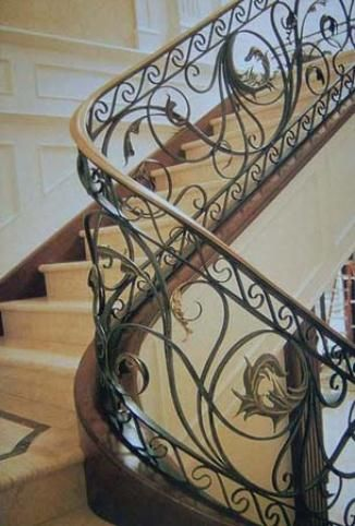 Wrought Iron Staircase Beautiful I Want This Wrought Iron Staircase Wrought Iron Stairs Iron Staircase