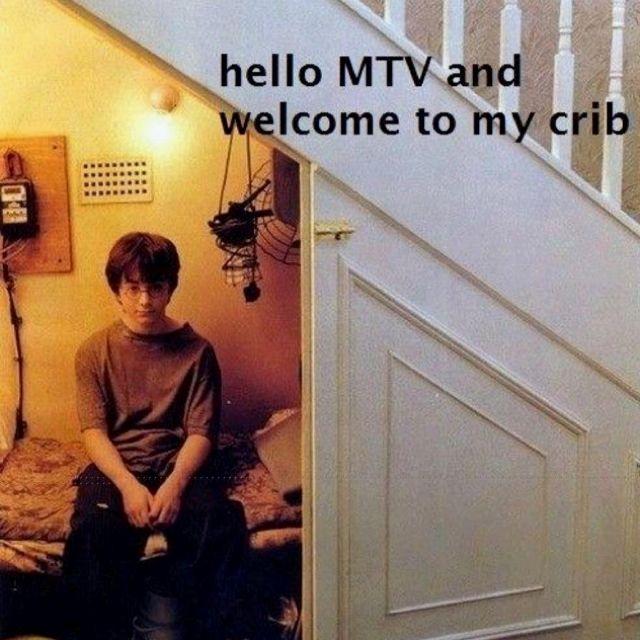 MTV cribs whattt