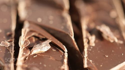 Chocolate close up by randai  IFTTT 500px