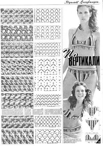 Crochet swim suites - diamondinapril - Álbuns da web do Picasa