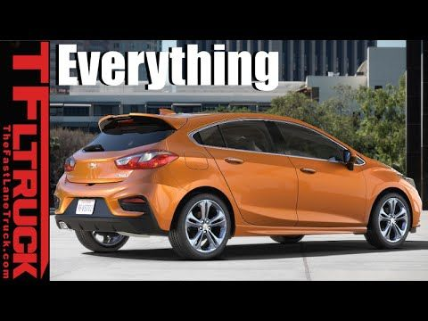 2017 Chevy Cruze Hatchback Everything You Ever Wanted To Know