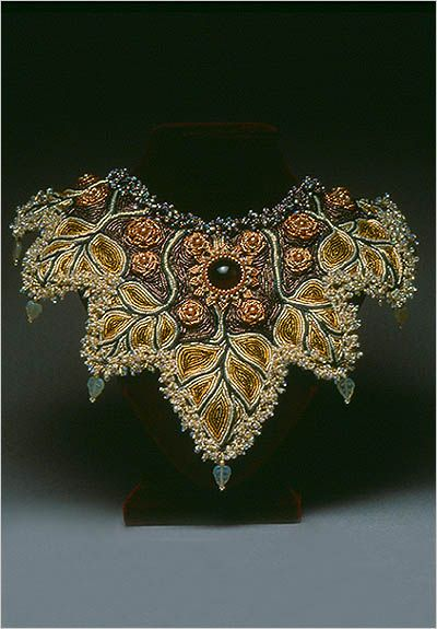 Secret Life of Jewelry - A Universe of Handcrafted Art to Wear: Laura McCabe Jewelry