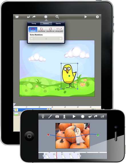 animation apps for iphone do ink animation amp drawing iphone app lets you create 13403