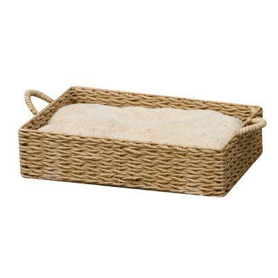 Petpals Group Paper Rope Box Bed 17 X 17 X 7 For More